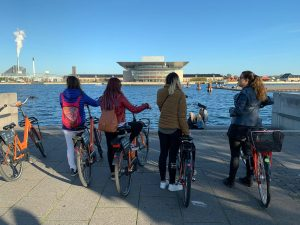 Muévete en bici por Copenhague