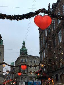 Calle Strøget, ¡la calle peatonal más larga de Europa!